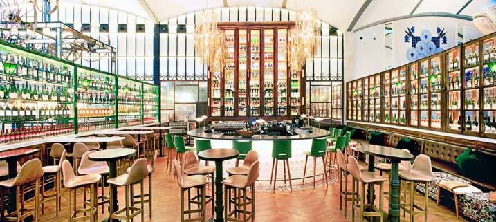 en nacional macrorestaurante en barcelona