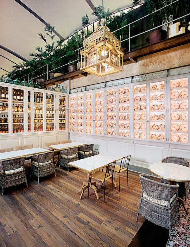 nuevo espacio gastronomico en Barcelona